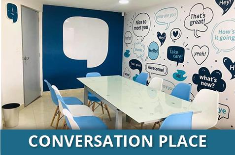 SEDE_CONVERSATION PLACE